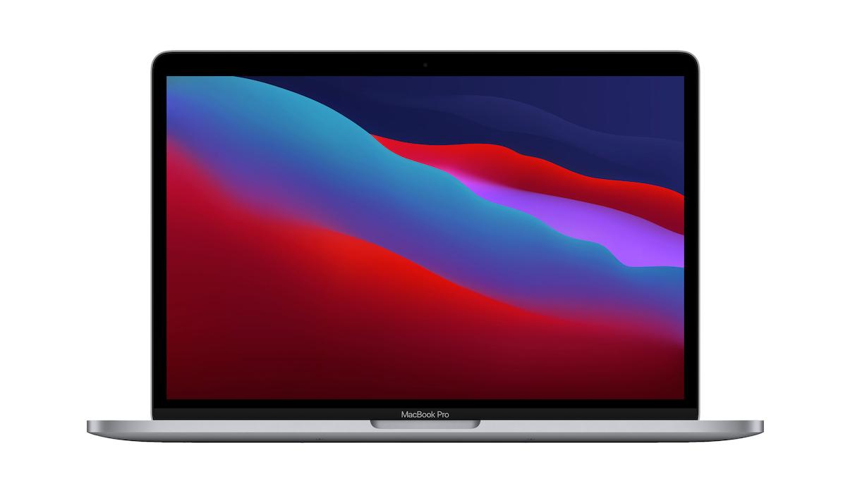 "Macbook Pro Retina Thunderbolt > Macbook Pro 13"" M1 fra 2020"