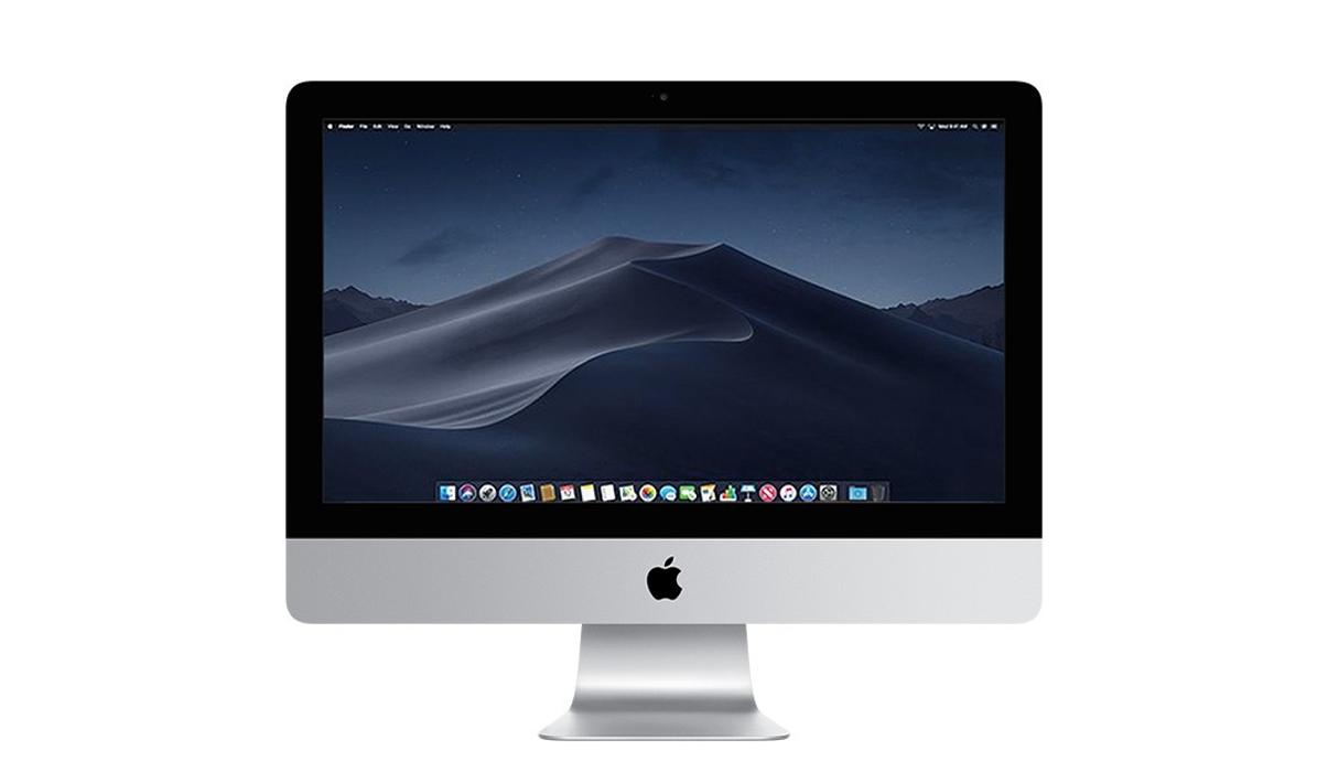 iMac > Imac 21.5 (2012-2013) fra 2012-2013