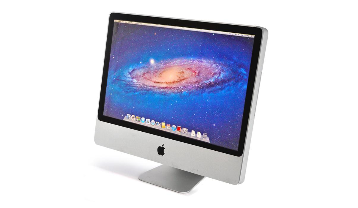 """iMac > iMac 24"""" fra 2007-2009"""