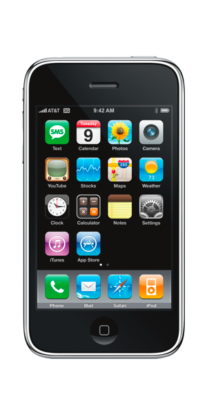 iPhone > iPhone 3G fra 2008-2010
