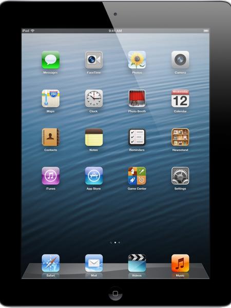 iPad > iPad 4 fra 2012-2014
